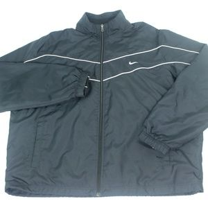 Nike Zip Up Jogging Running Windbreaker Jacket 2XL